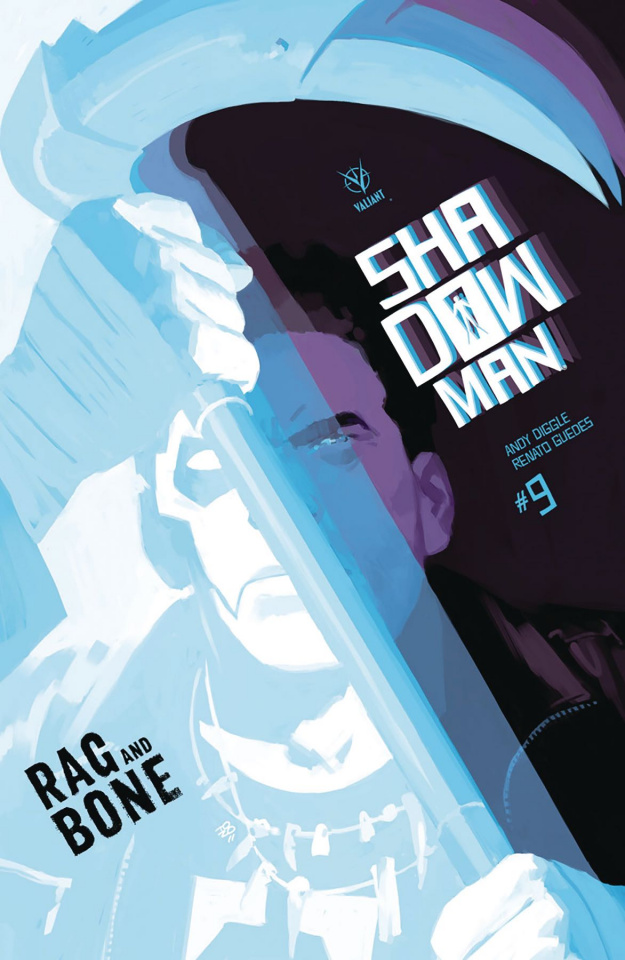 Shadowman #9 (Zonjic Cover)