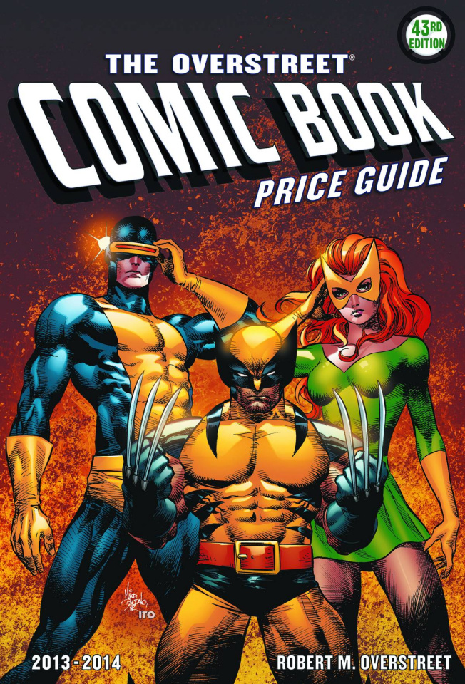 The Overstreet Comic Price Guide Vol. 43: X-Men