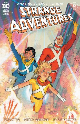 Strange Adventures #6 (Evan Doc Shaner Cover)
