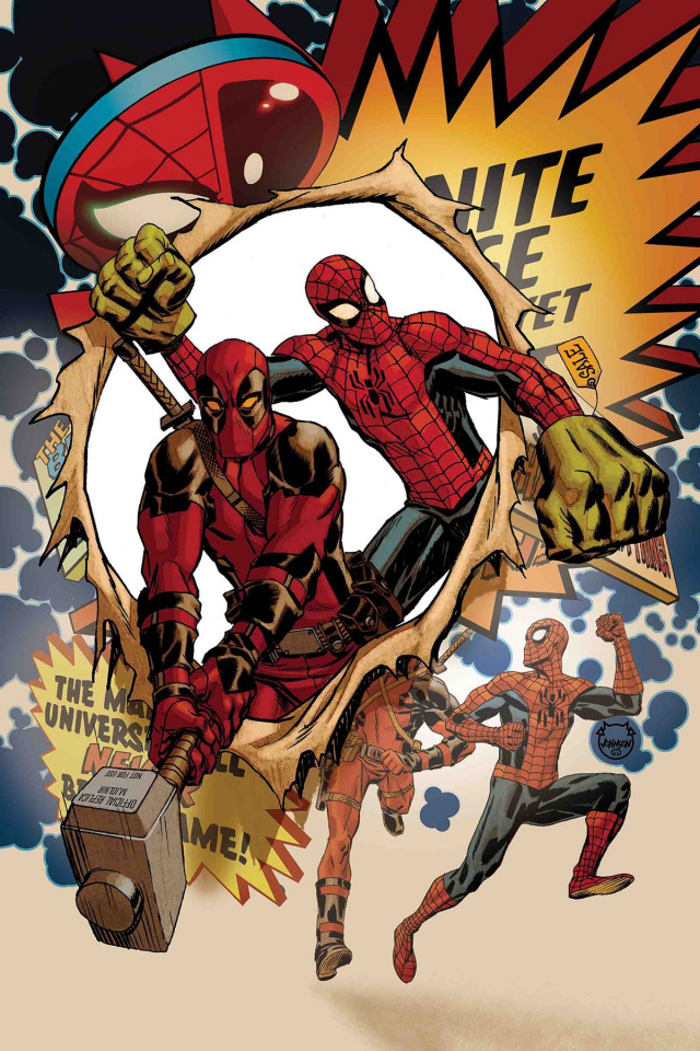 Spider-Man / Deadpool #49