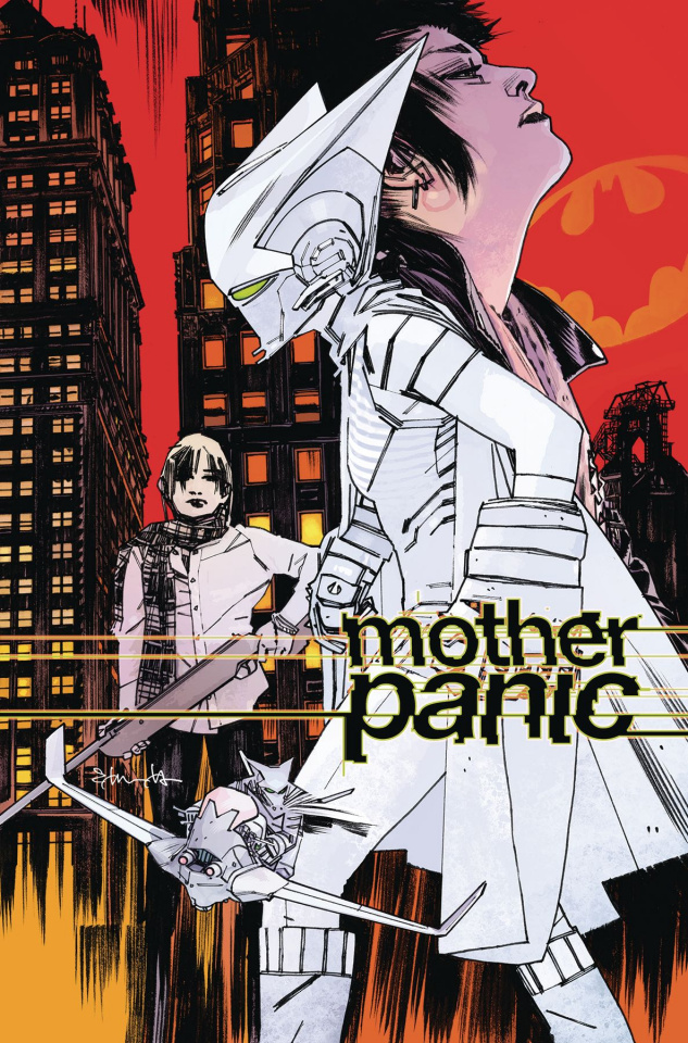 Mother Panic Vol. 2: Under Her Skin