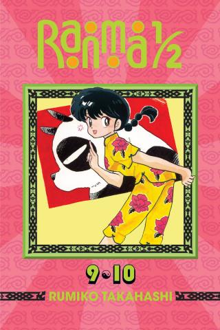 Ranma 1/2 Vols. 9 & 10