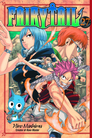 Fairy Tail Vol. 27