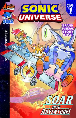 Sonic Universe #71