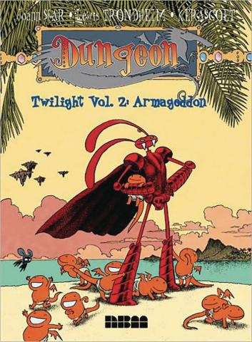 Dungeon: Twilight Vol. 2