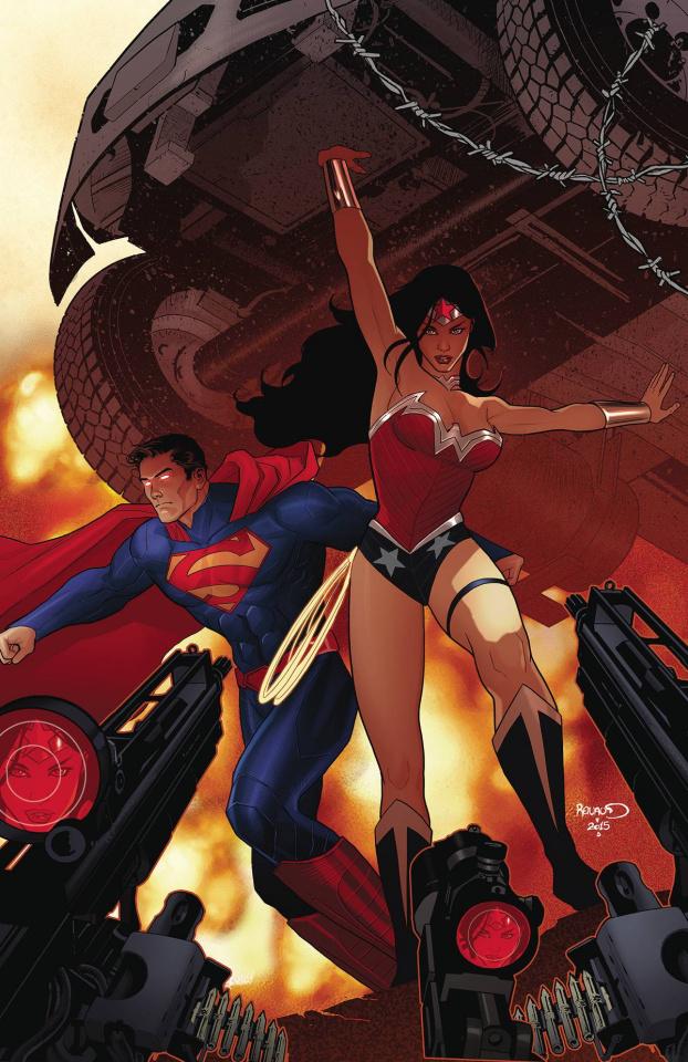 Superman / Wonder Woman #28