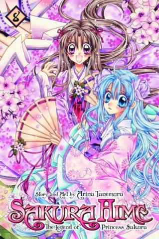 Sakura Hime: The Legend of Princess Sakura Vol. 8