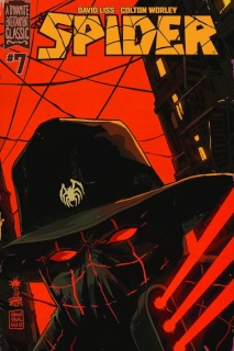 The Spider #7