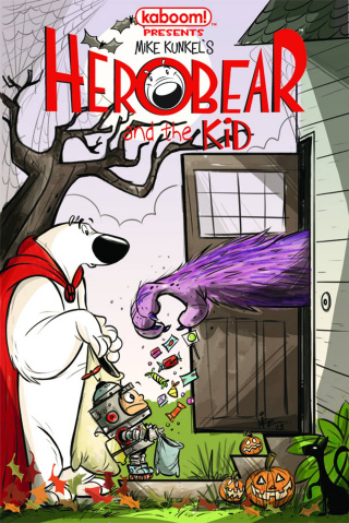 Herobear and The Kid 2013 Annual