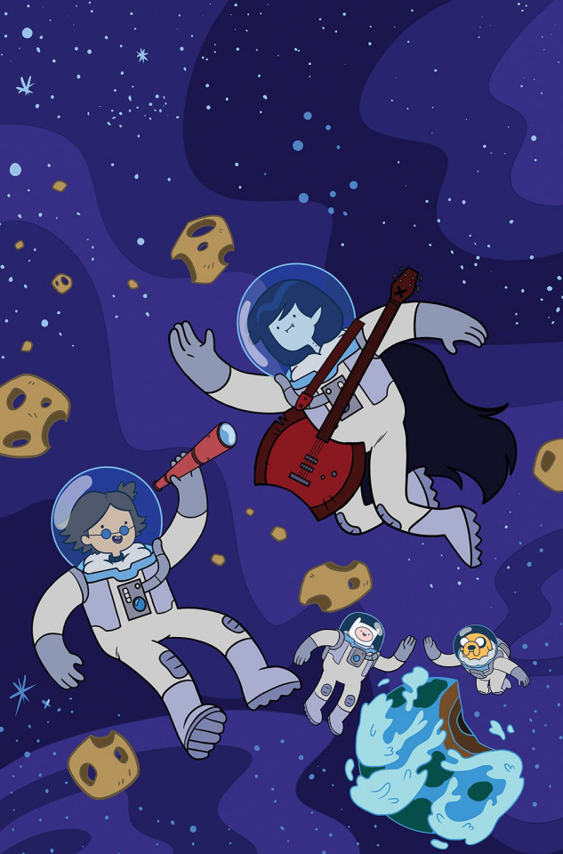 Adventure Time: Marcy & Simon #5