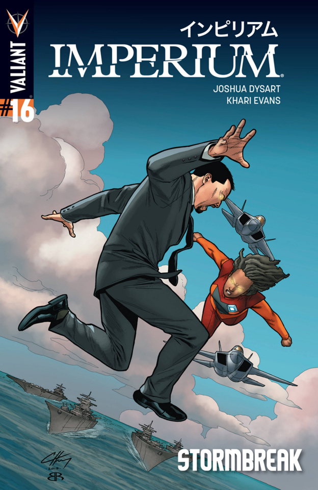 Imperium #16 (Henry Cover)