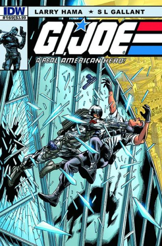 G.I. Joe: A Real American Hero #169