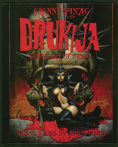 Drukija: Contessa of Blood