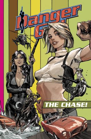 Danger Girl: The Chase
