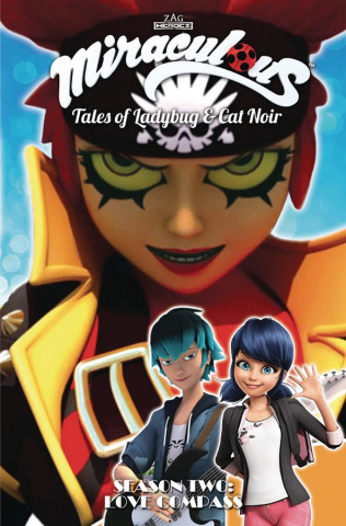 Miraculous: Tales of Ladybug and Cat Noir - Love Compass