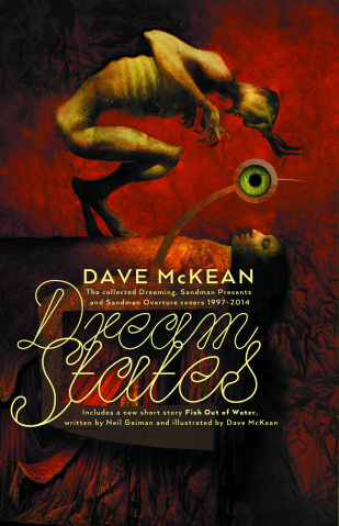 Dream State: The Collected Dreaming Covers