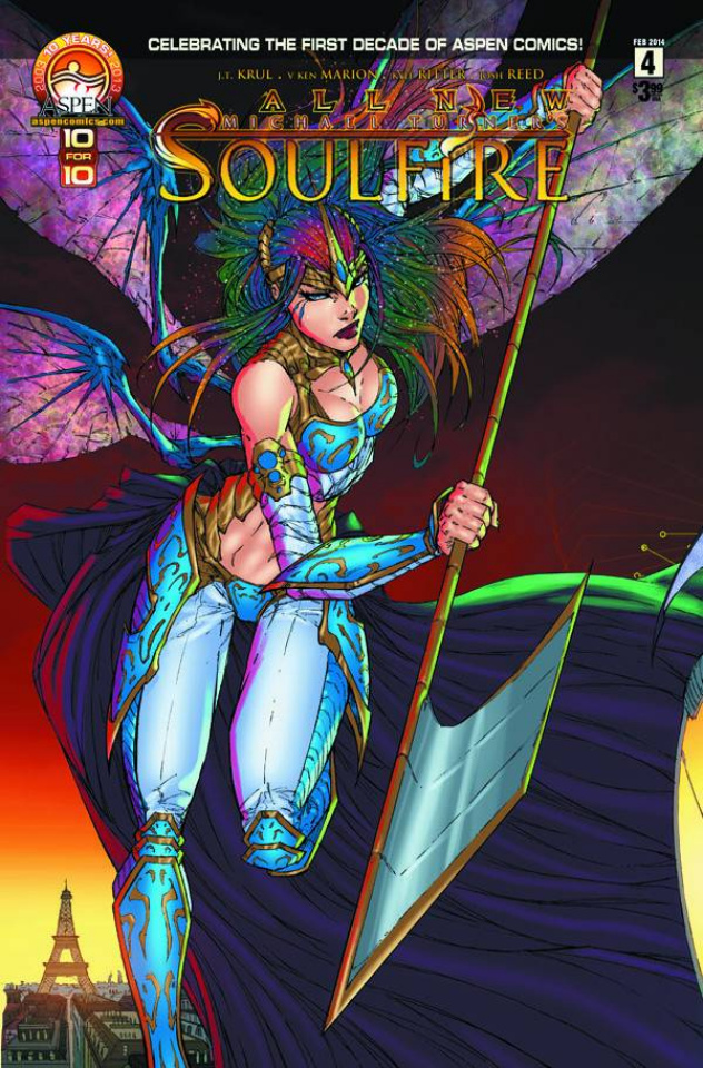 All New Soulfire #4 (Cover A)