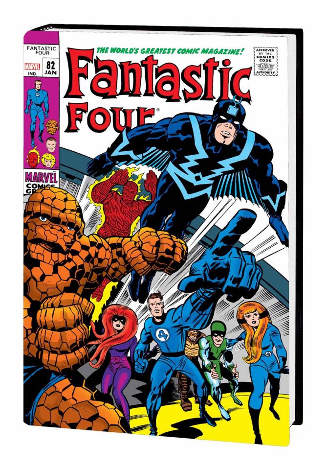 Fantastic Four Omnibus Vol. 3
