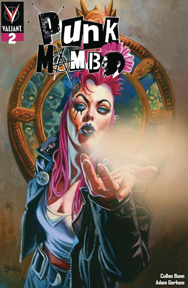 Punk Mambo #2 (Brereton Cover)