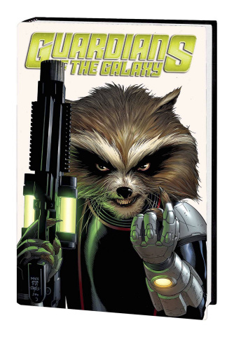Guardians of the Galaxy Vol. 1 (McNiven Cover)