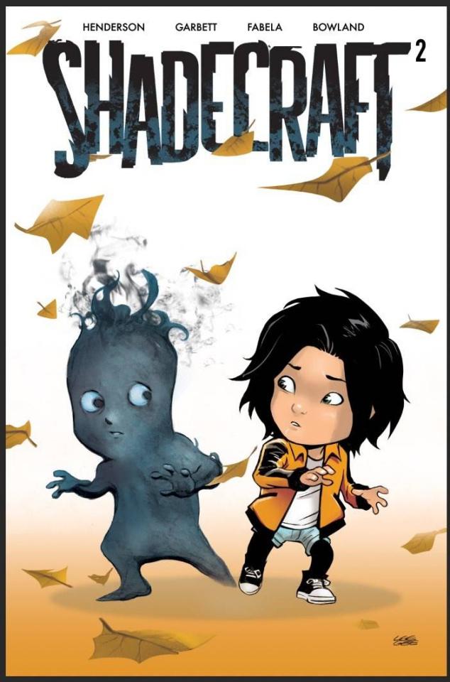 Shadecraft #2 (2nd Printing)