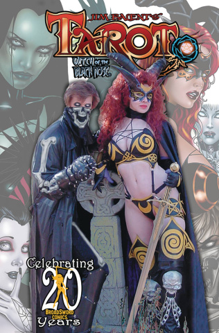 Tarot: Witch of the Black Rose #121 (20th Anniversary Photo Cover)