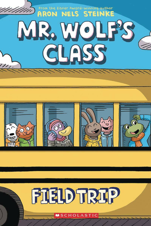 Mr. Wolf's Class Vol. 4: Field Trip