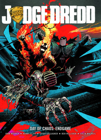 Judge Dredd: Day of Chaos - Endgame