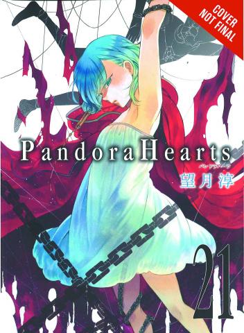 Pandora Hearts Vol. 21