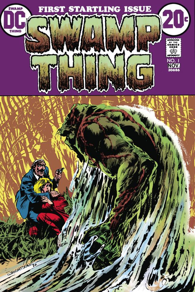Swamp Thing #1 (Dollar Comics)