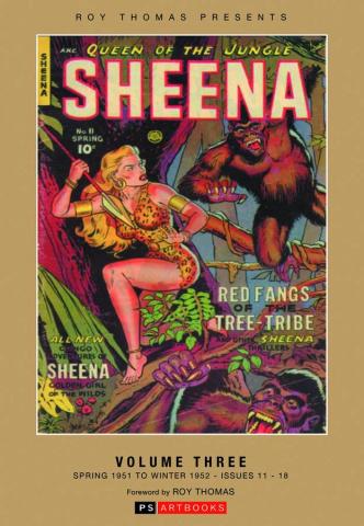 Sheena: Queen of the Jungle Vol. 3