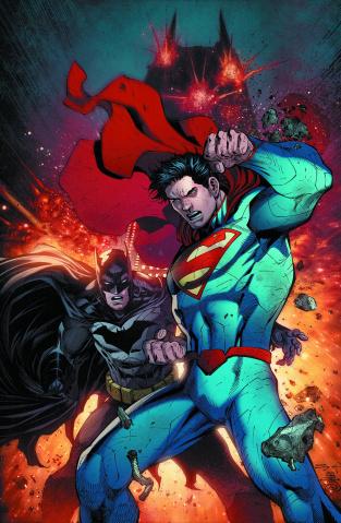 Batman / Superman Vol. 4: Siege
