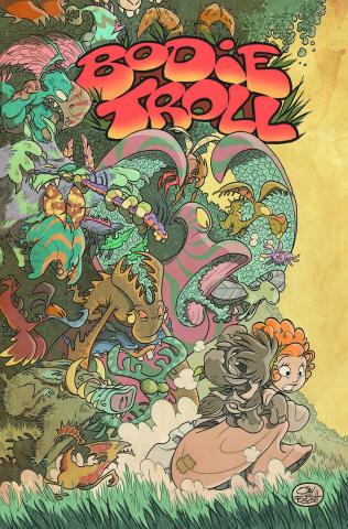 Bodie Troll: Fuzzy Memories #1