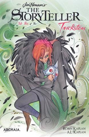 The Storyteller: Tricksters #4 (Momoko Cover)