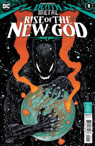 Dark Nights: Death Metal - Rise of the New God #1 (Ian Bertram Cover)