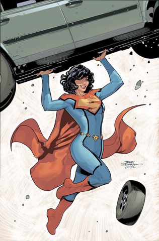 Superwoman #1 (Variant Cover)