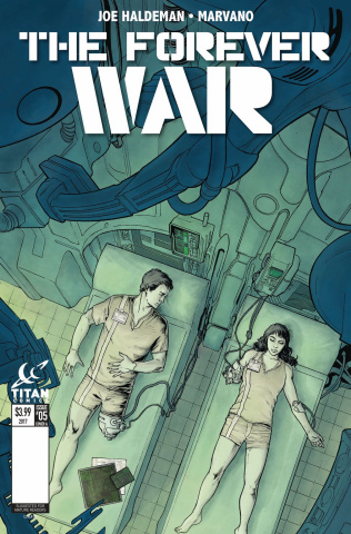 The Forever War #5 (Kurth Cover)