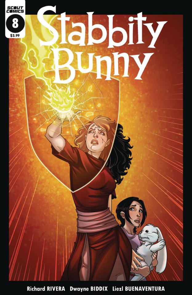 Stabbity Bunny #8