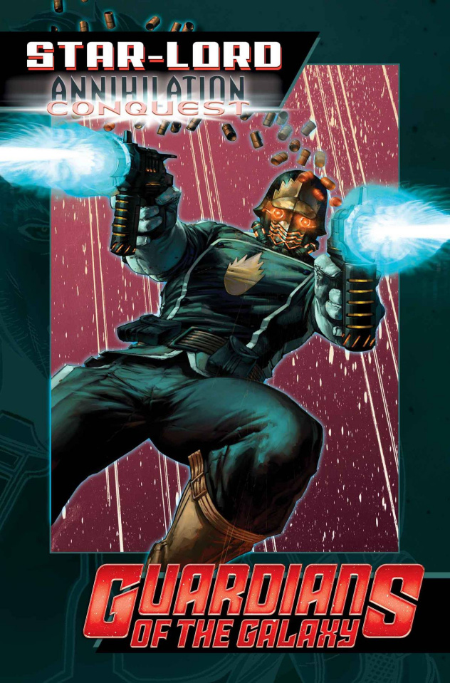 Star-Lord: Annihilation Conquest