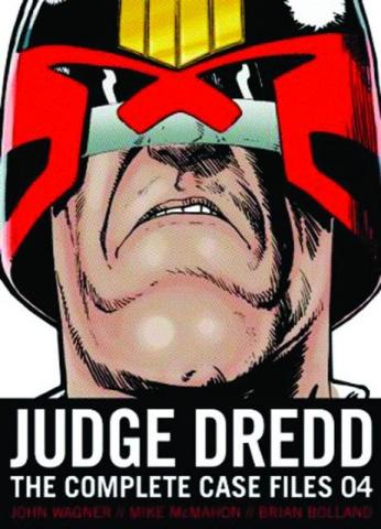 Judge Dredd: The Complete Case Files Vol. 4