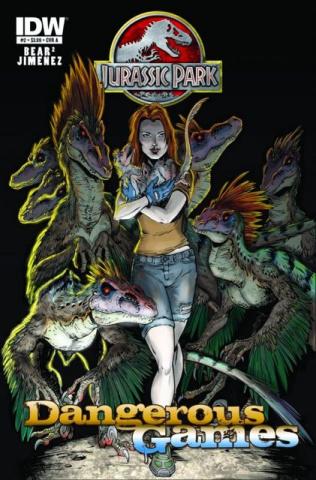 Jurassic Park: Dangerous Games #2