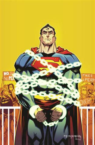 Truth & Justice #2 (Khary Randolph Cover)
