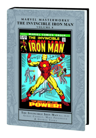 Invincible Iron Man Vol. 8 (Marvel Masterworks)