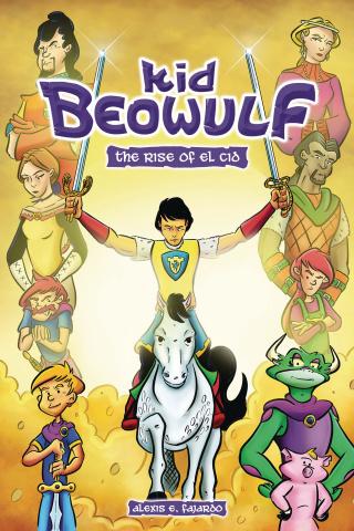 Kid Beowulf Vol. 3: The Rise of El Cid