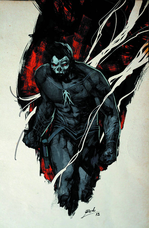 Shadowman #13 (De La Torre Cover)
