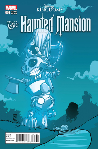 The Haunted Mansion #1 (Young Cover)