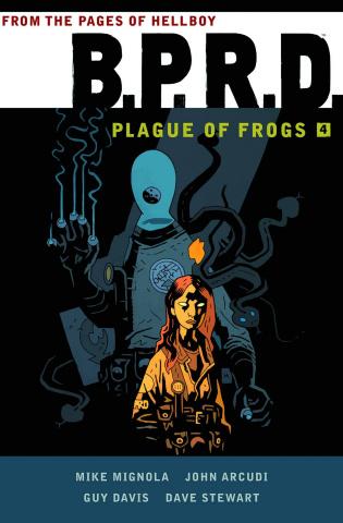 B.P.R.D.: Plague of Frogs Vol. 4