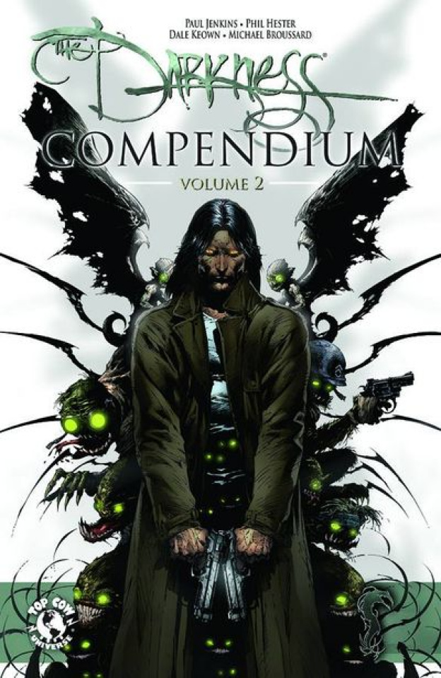 The Darkness Compendium Vol. 2 (Signed & Numbered)
