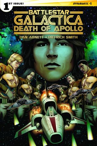 Battlestar Galactica: Death of Apollo #1 (Smith Cover)