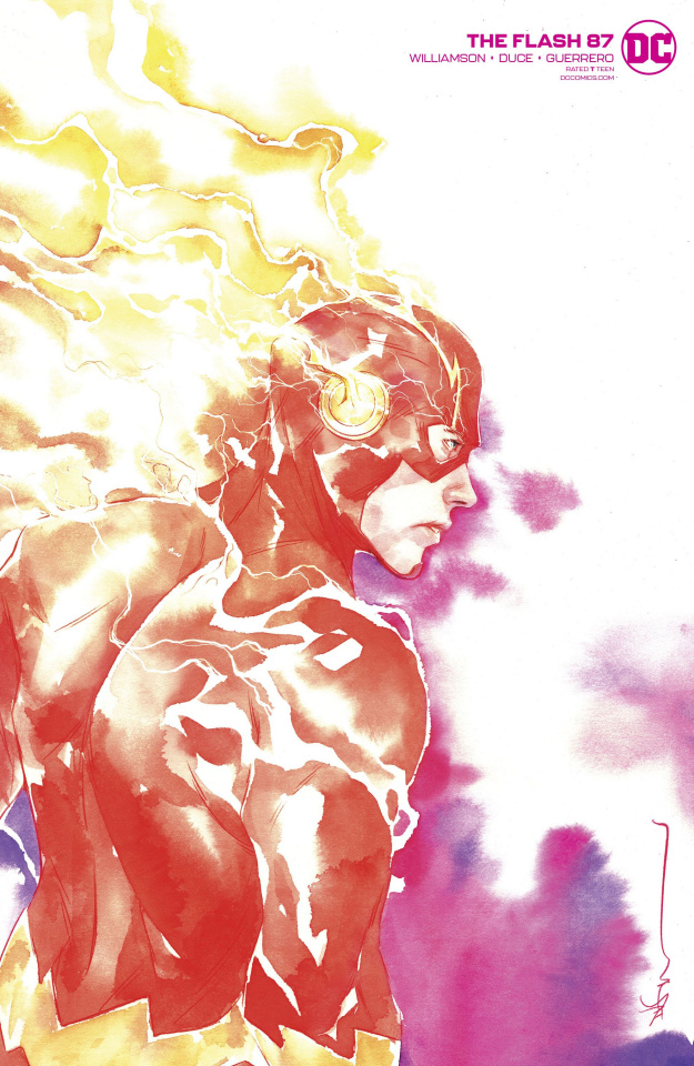 The Flash #87 (Variant Cover)